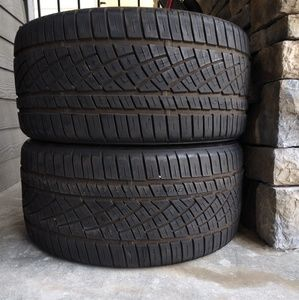 """Other - 18"""" TSW wheels and tires"""